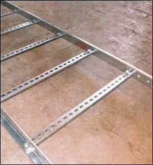 Bolted Type Cable Tray