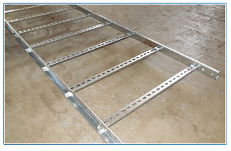 Bolted Type Cable Trays